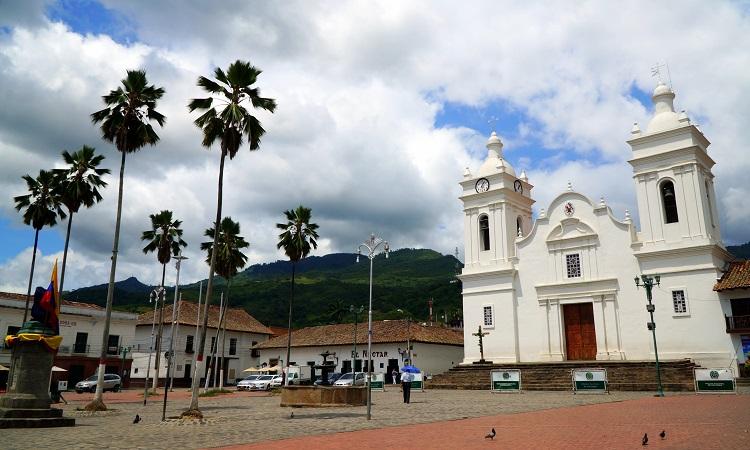 Guaduas és környéke