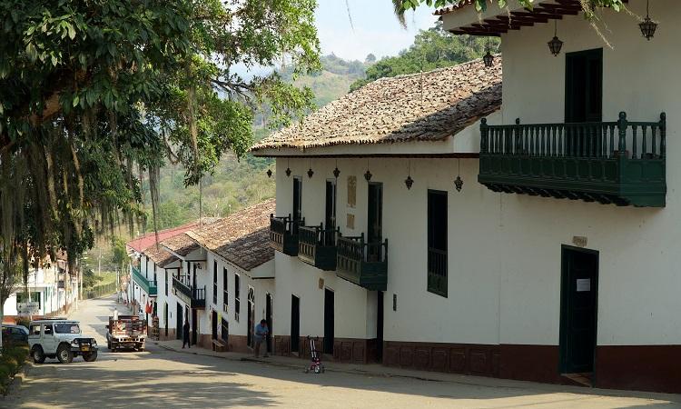 Allergiás roham Kolumbia egyik legszebb vidékén