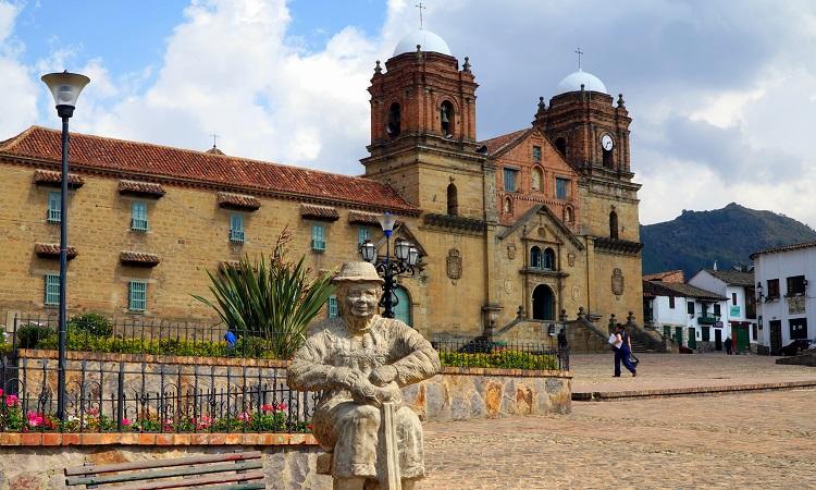 A legszebb kolumbiai kisváros
