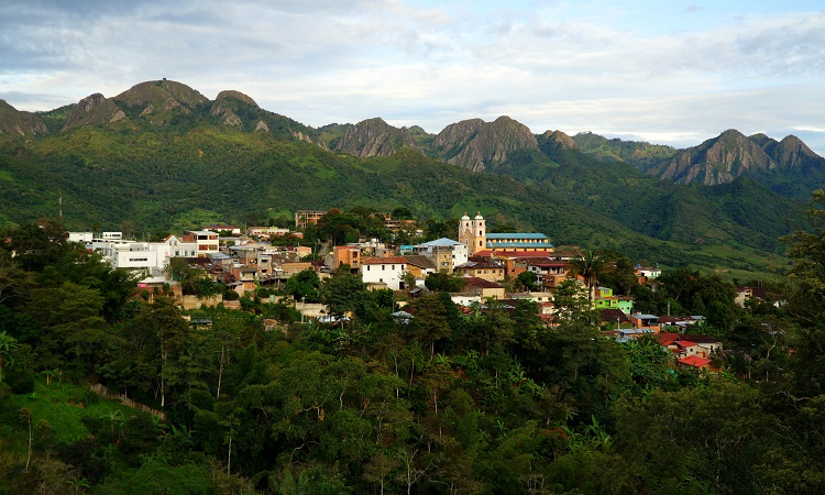 Kolumbia legszebb völgyét magyarok lakják?