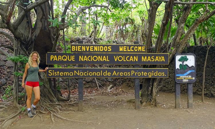 Nicaraguában illik vulkánt mászni