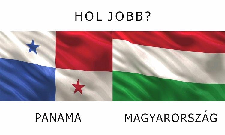 Hol jobb? - Magyarország vs. Panama